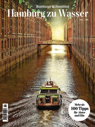 Hamburg zu Wasser - Hamburger Abendblatt
