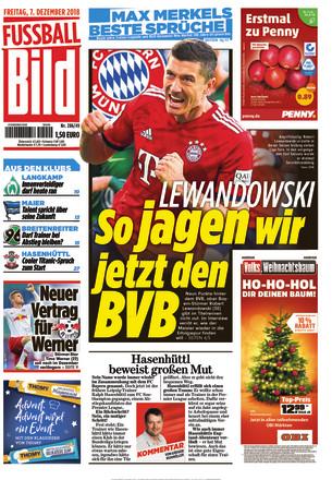 FUSSBALL BILD Ost - ePaper;