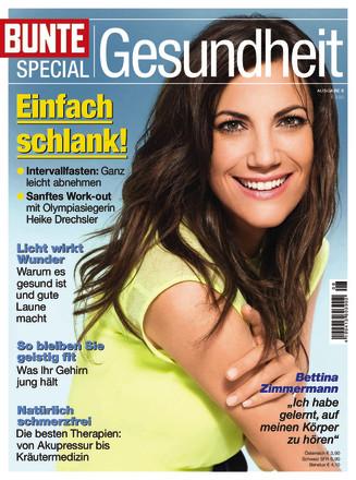 BUNTE Sonderhefte (Gesundheit, Genuss, Reise) - ePaper;