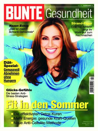 BUNTE Sonderhefte (Gesundheit, Genuss, Reise)