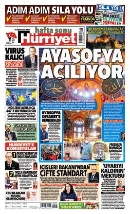 Hürriyet - ePaper;