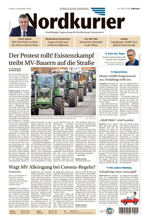 Nordkurier - Strelitzer Zeitung