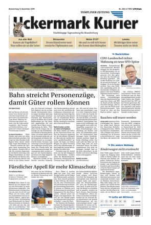 Nordkurier - Templiner Zeitung
