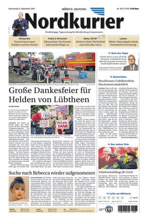 Nordkurier - Müritz-Zeitung