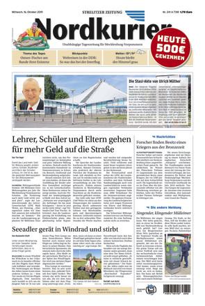 Nordkurier - Strelitzer Zeitung - ePaper;
