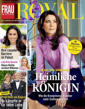 Frau im Spiegel Royal - ePaper;