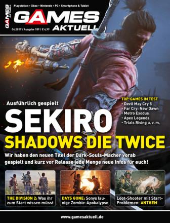 Games Aktuell Magazin