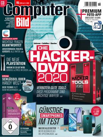 COMPUTER BILD mit CD-Vorteilen