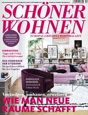 Zeitschrift Schöner Wohnen schöner wohnen zeitschrift als epaper im ikiosk lesen