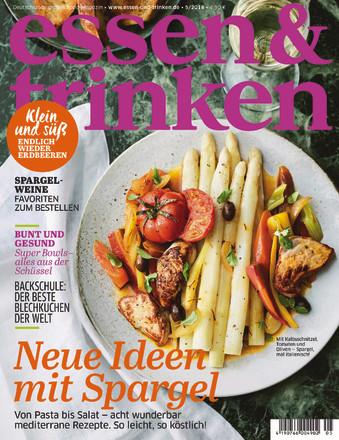 essen&trinken Zeitschrift als ePaper im iKiosk lesen