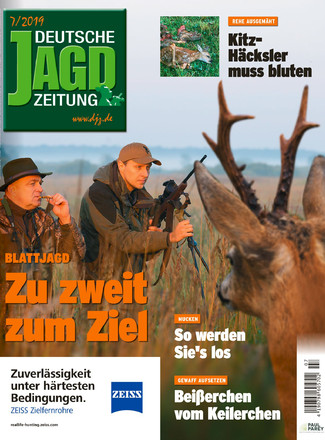 Deutsche Jagdzeitung - ePaper;