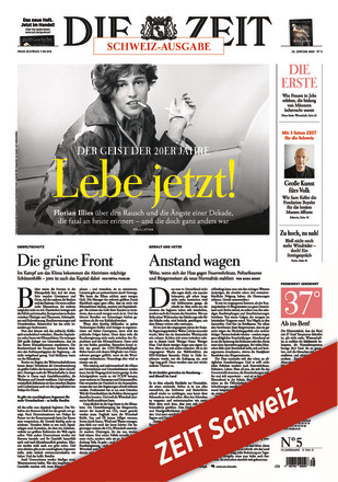 ZEIT Schweiz