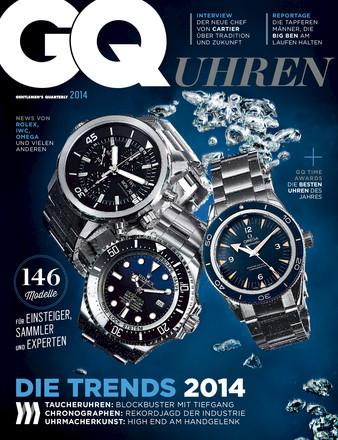 GQ Uhren Magazin (D) - ePaper;