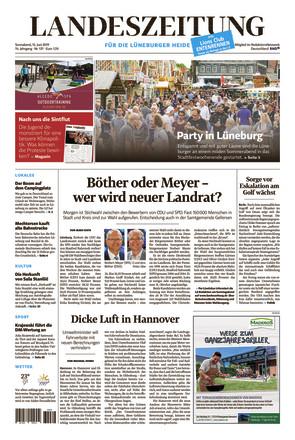 LZ Lüneburger Heide - ePaper;
