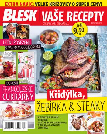 Blesk Vaše recepty - ePaper;