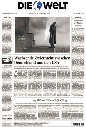 DIE WELT Berlin