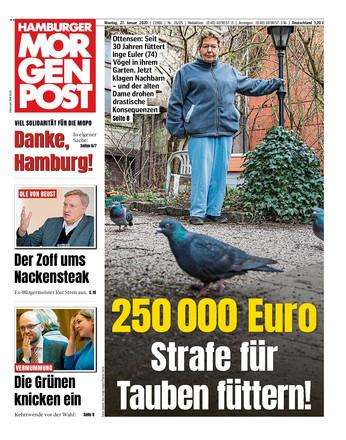 Hamburger Morgenpost Mo-So - ePaper;