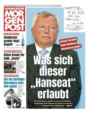 Hamburger Morgenpost Mo-So - ePaper;