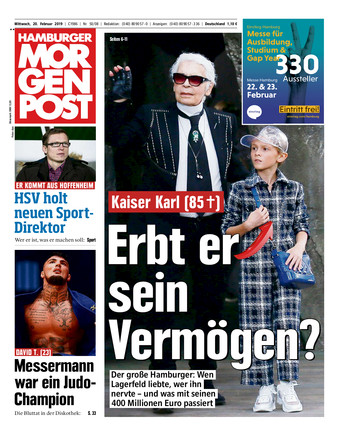 Hamburger Morgenpost Mo-So