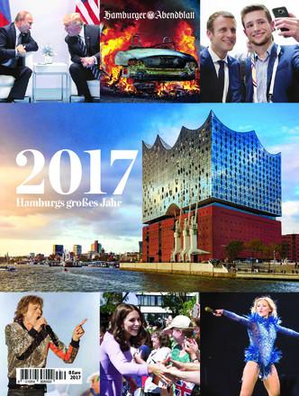 Hamburgs großes Jahr 2017 - Hamburger Abendblatt - ePaper;