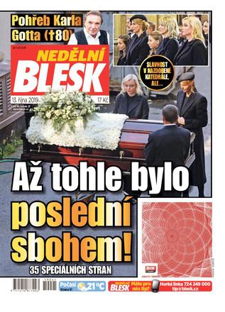 Nedělní Blesk - ePaper;