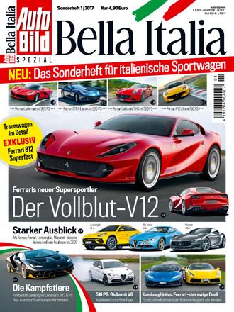 AUTO BILD Bella Italia - ePaper;