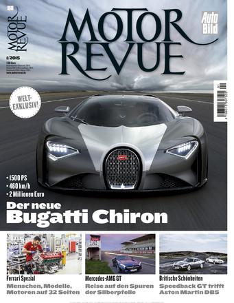 MOTOR REVUE - ePaper;