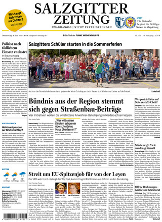 Salzgitter Zeitung - ePaper;