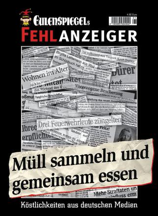 EULENSPIEGELs Fehlanzeiger - ePaper;