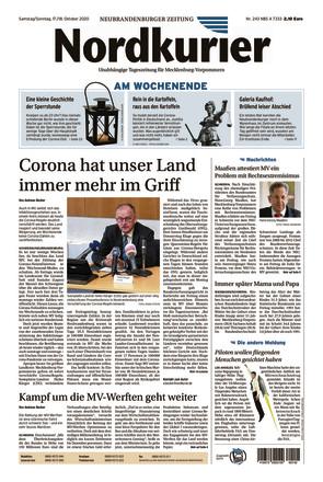 Nordkurier - Neubrandenburger Zeitung Stargard - ePaper;