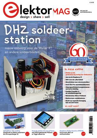 Elektor Magazine - Niederländisch - ePaper;