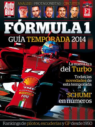 AUTO BILD Formula 1 - ePaper;