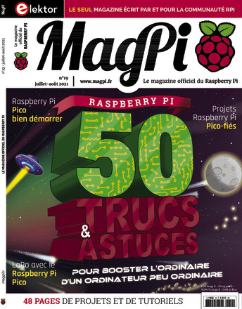 MagPi - Französisch - ePaper;