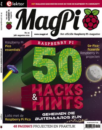 MagPi - Niederländisch - ePaper;