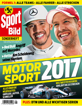 SPORT BILD Sonderheft Formel 1 - ePaper;