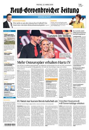 Neuss-Grevenbroicher Zeitung - ePaper;