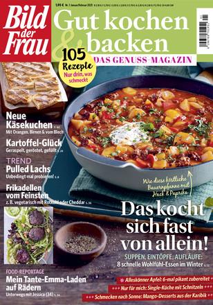 BILD der FRAU - gut kochen & backen - ePaper;