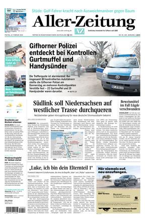 Aller-Zeitung - ePaper;