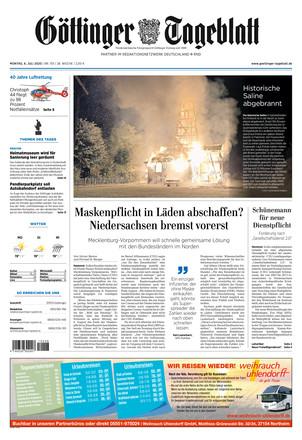 Göttinger Tageblatt - ePaper;