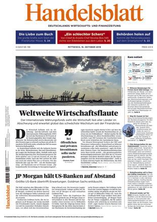 Handelsblatt - ePaper;