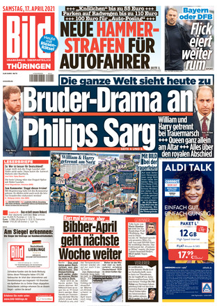BILD Thüringen - ePaper;