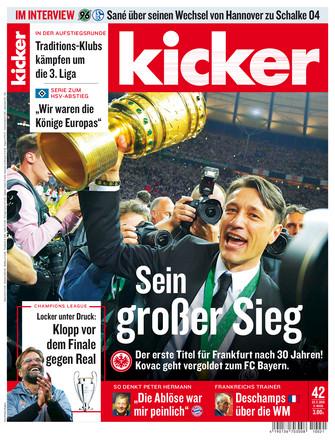 kicker Montag - ePaper;