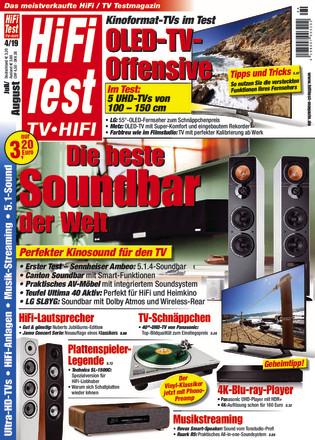 Hifi Test - ePaper;