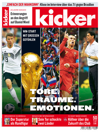 kicker Montag