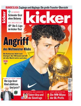 kicker Donnerstag - ePaper;