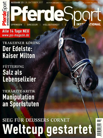 Pferdesport International - ePaper;