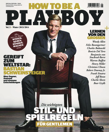 How to be a Playboy - ePaper;