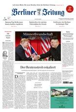 Berliner Zeitung Tageszeitung Als Epaper Im Ikiosk Lesen