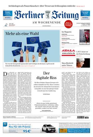 Berliner Zeitung - ePaper;