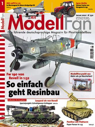 MODELL FAN - ePaper;